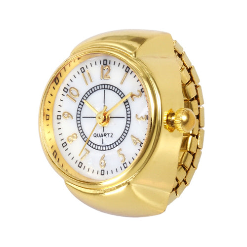 Saatleri Finger Ring Watch - HANDS OV CHRONOS