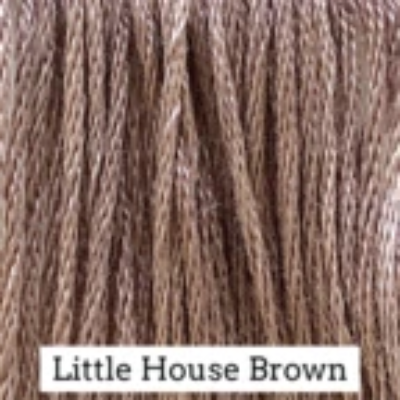 CCT Little House Brown