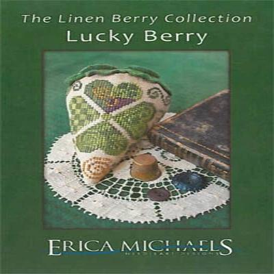 Linen Berry Collection: Lucky Berry by Erica Michael