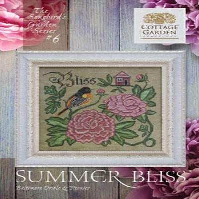 Songbird's Garden Series #6  Summer Bliss-