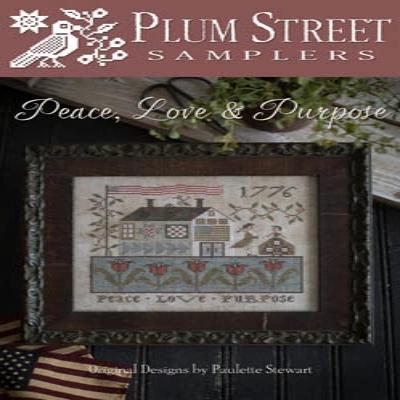 Peace Love & Purpose Plum Street Samplers