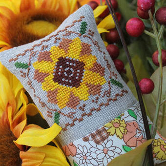 Little Fall Fling - September by Luhu Stitches