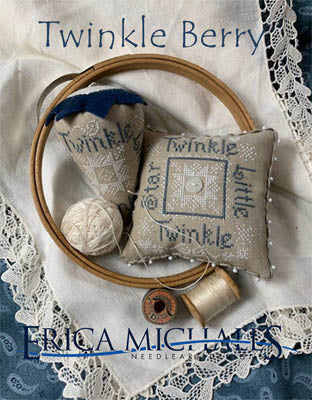 Linen Berry- Twinkle Berry by Erica Michaels