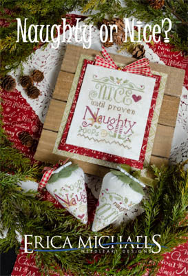 Naughty or Nice by Erica Michael