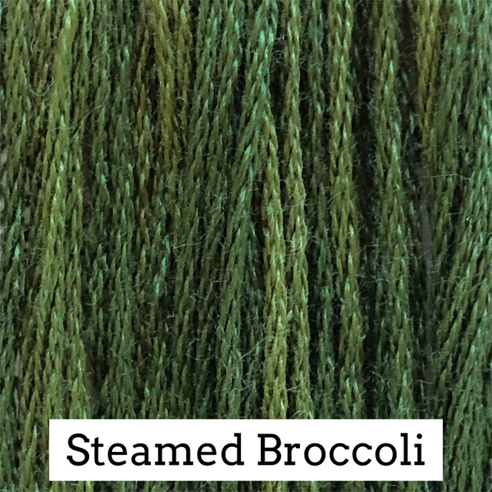 CCT Steamed Broccoli