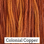 CCT Colonial Copper