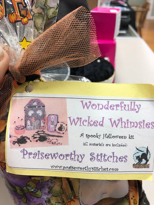 Whimsies Kit by Praiseworthy Stitches