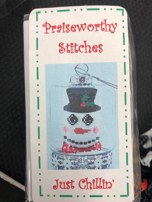 Just Chillin' by Praiseworthy Stitches