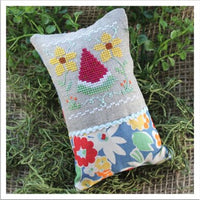 Summer Fling August by LuHu Stitches