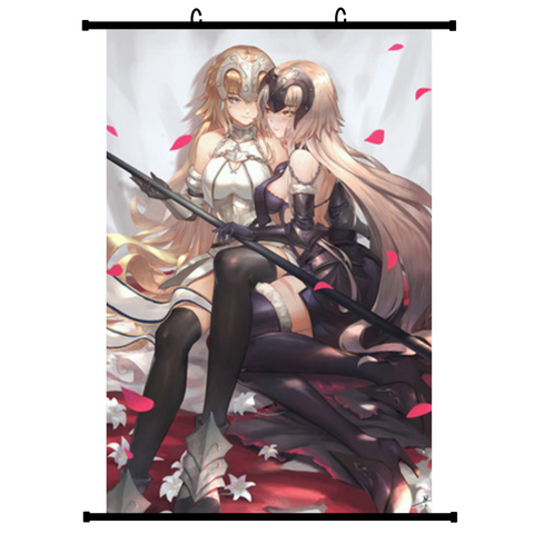 Fate Stay Night (Vers. A) Anime Wallscroll Poster, 60 x 90 cm