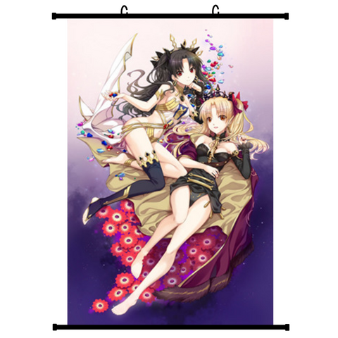 Fate Stay Night (Vers. B) Anime Wallscroll Poster, 60 x 90 cm