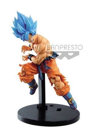 Dragon Ball Super - Son Goku Anime PVC Figur, 17 cm