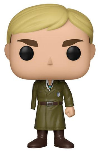 Attack on Titan - Erwin (One-Armed) Funko POP! Anime Vinyl Figur, 9 cm