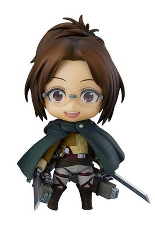 Attack on Titan - Hange Zoe Nendoroid Anime Figur, 10 cm