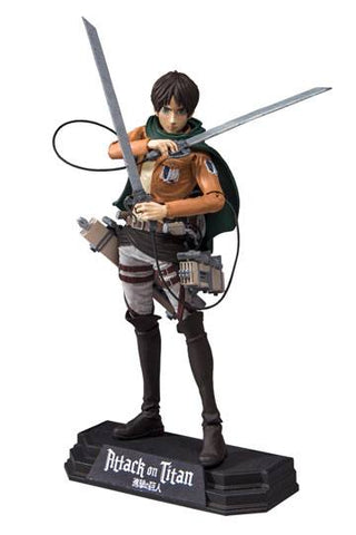 Attack on Titan - Eren Jäger Anime Figur, 18 cm