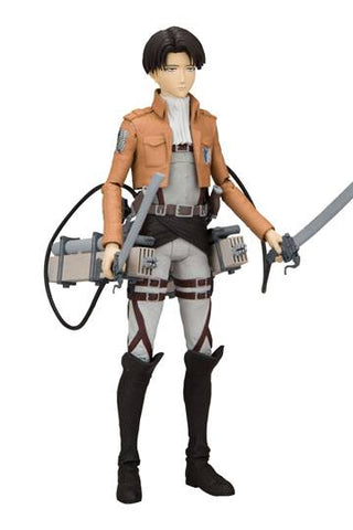 Attack on Titan - Levi Ackerman Anime Figur, 18 cm