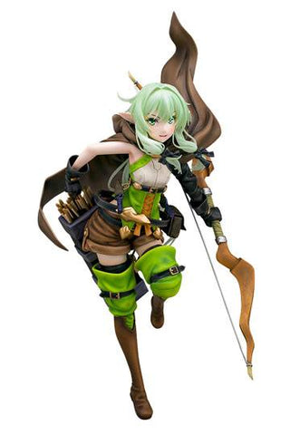 Goblin Slayer - High Elf Archer 1/7 Anime PVC Figur, 29 cm