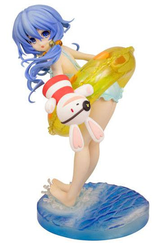Date A Live - Yoshino Splash Summer 1/7 Anime PVC Figur, 21 cm