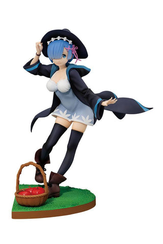 Re:Zero Starting Life in Another World - Rem Anime PVC Figur, 17 cm