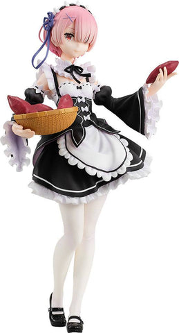 Re:Zero Starting Life in Another World - Ram 1/7 PVC Figur, 23 cm