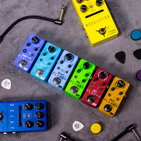 FC-Series Mini Stompbox