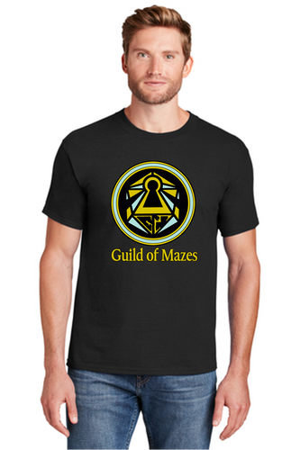 Guild of Mazes T-Shirt