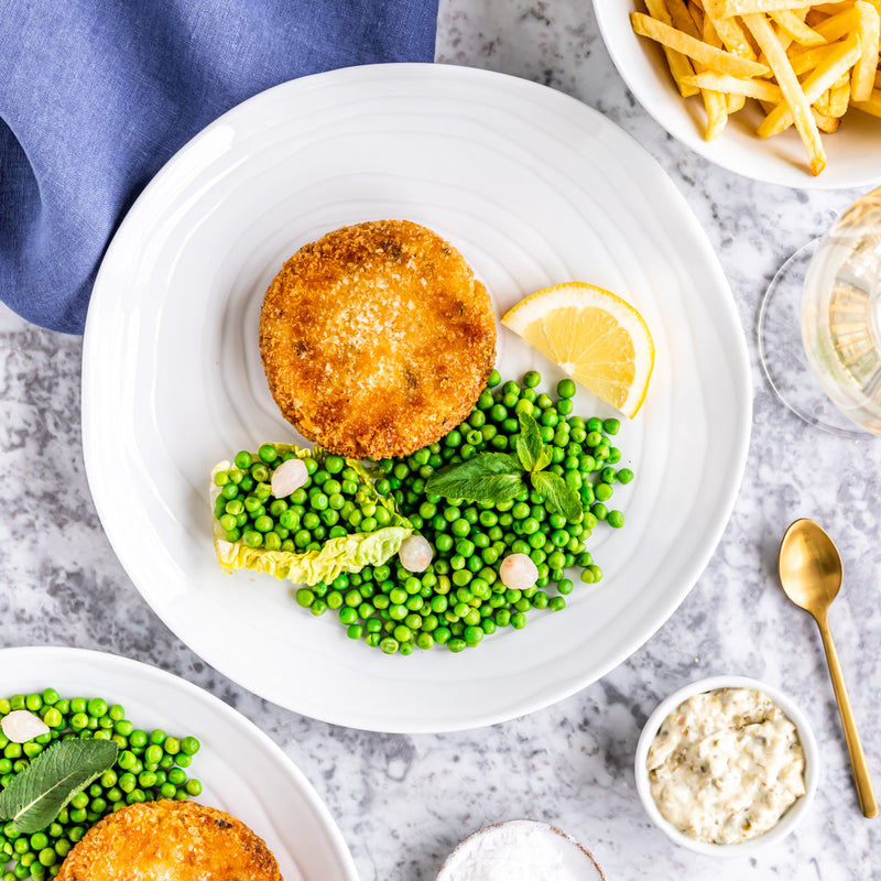 Smoked Haddock and Salmon Fishcakes