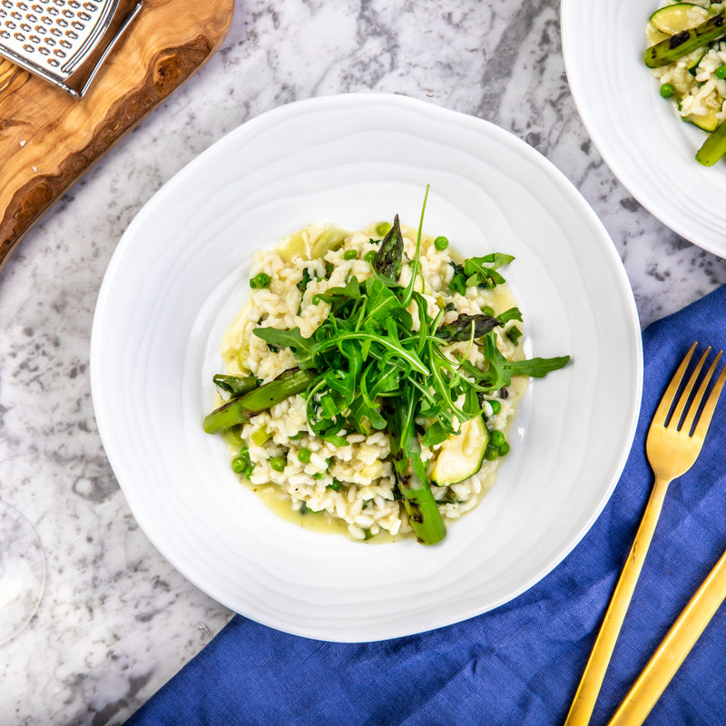 Risotto Vert (Serves 1)
