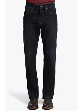 34 Heritage Charisma Relaxed Straight Jeans in Dark Comfort