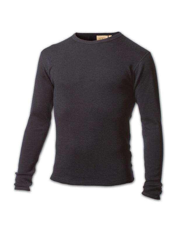 Minus33 Mid-Weight 100% Merino Wool Crew Top - Regulars