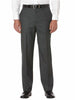 Kenneth Morton Polyester Viscose Short Man Pant in Grey