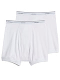 Jockey 2 Pack Big Men's Classic Boxer Briefs 9974