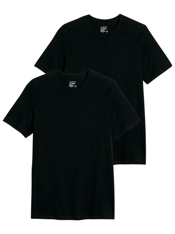 Jockey 2 Pack Tall Men's Crew Neck T-Shirts 9980