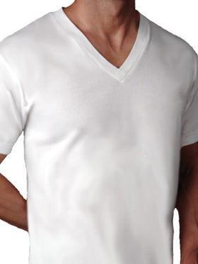 Munsingwear Men's Cotton V-Neck Shirts