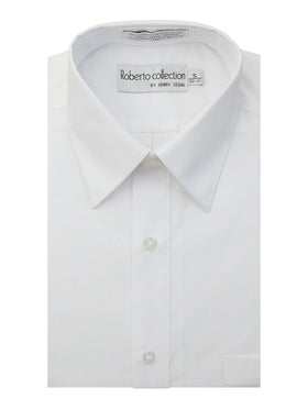 Roberto Collection Broadcloth Shirts (Updated Styl