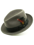 Stetson 100% Pure Wool Felt Frederick Hats in Cari