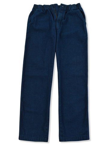 Full Elastic Waist Jeans - Regulars