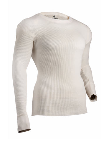 Men's Thermal Underwear Shirts - Tall Man Sizes