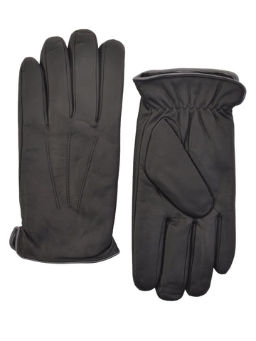 Lauer Men's Pigtex Cowhide Leather Gloves - 1859-B