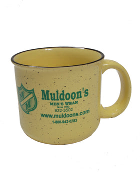 Muldoon's Ceramic Cafe Mugs