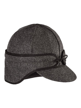 Stormy Kromer Rancher Caps With Ear Band in Charco