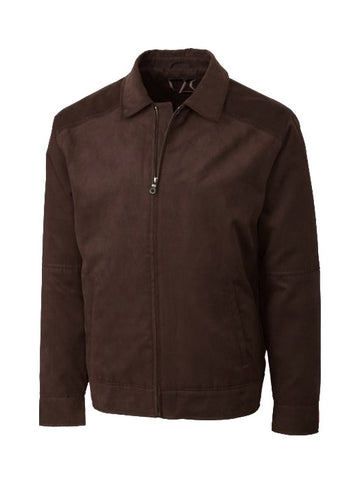 Cutter & Buck Roosevelt Zip Front Jackets in Bitte