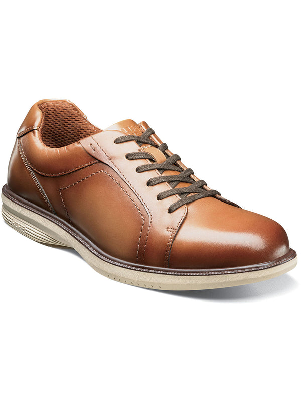 Nunn Bush Lace Up Oxford Mayfield Street Shoes - Wide Width