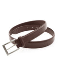 Florsheim Genuine Leather Crackle Grain Men's Belt
