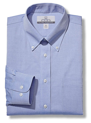 Enro Non Iron Tailored Dress Shirt 150199 - Short Man Sizes