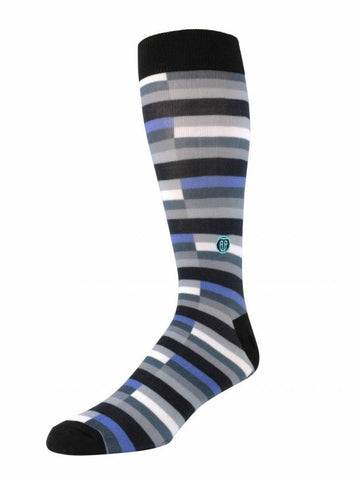 "Tall Order ""The Cary"" Men's Socks in Purple - Size"