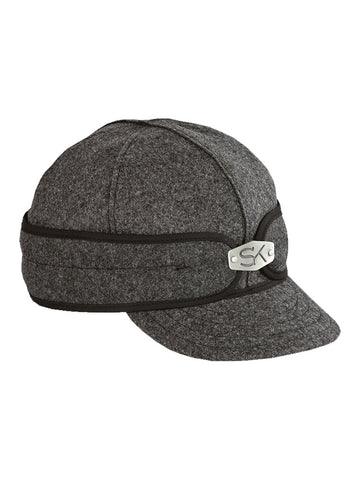 Stormy Kromer Original Caps with Hardware and Ear