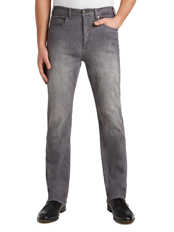Grand River Marina Collection Stretch Jeans in Grey - Regular Sizes