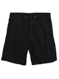 Full Blue 100% Cotton Men's Cargo Shorts 90823 - R