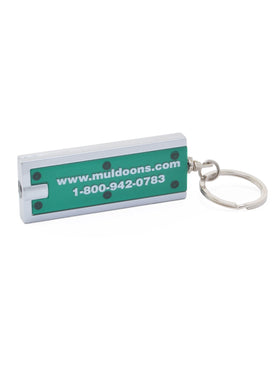 Muldoon's Key Ring with Light